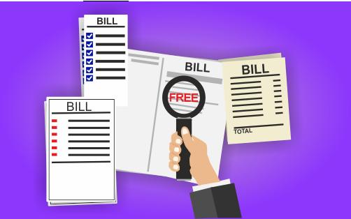 Generate Maintenance Bills