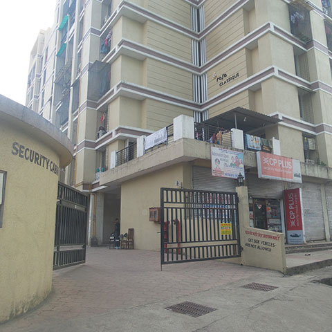 Rosa Classique Co Op Housing Society Limited