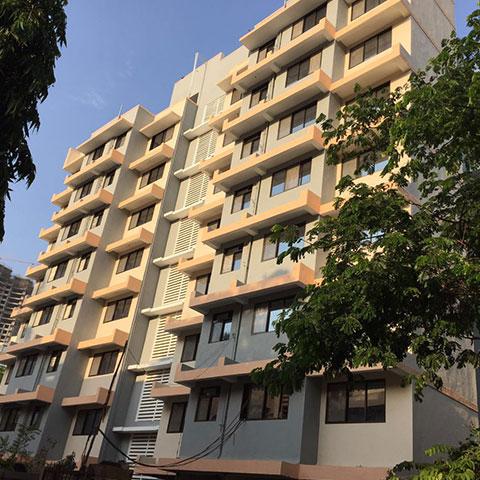 Mukta Mahek Residency B-Wing CHSL